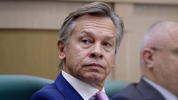 """Diputado ruso tras la detención de un ministro: """"aceptar sobornos en este país es una ruleta rusa"""""""