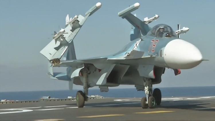PRIMERAS IMÁGENES: Así arranca la operación rusa desde el mar contra los terroristas en Siria