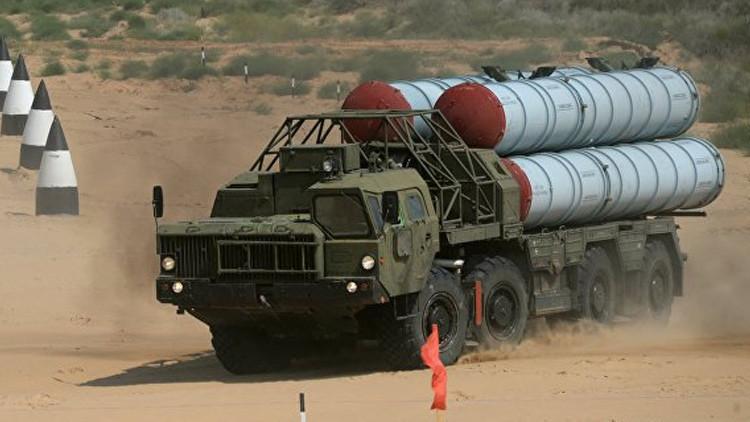 Rusia despliega 7 sistemas de misiles antiaéreos S-300 en Siria