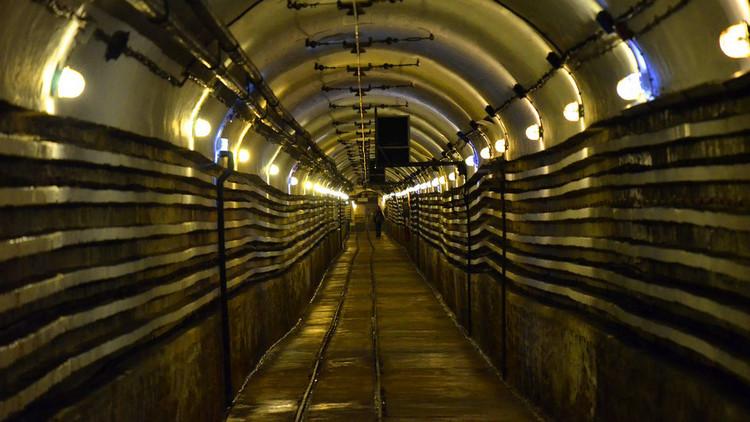 Así es el lujoso pueblo subterráneo 'del día del juicio final' que planean construir en Texas