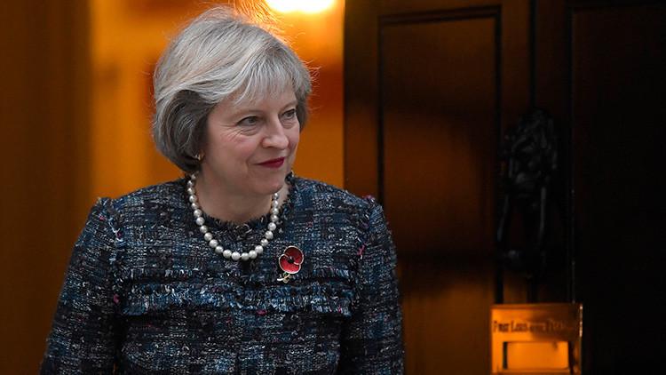 Una filtración 'desnuda' el plan británico para el 'Brexit'