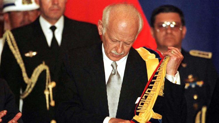 Fallece Sixto Durán Ballén, expresidente de Ecuador