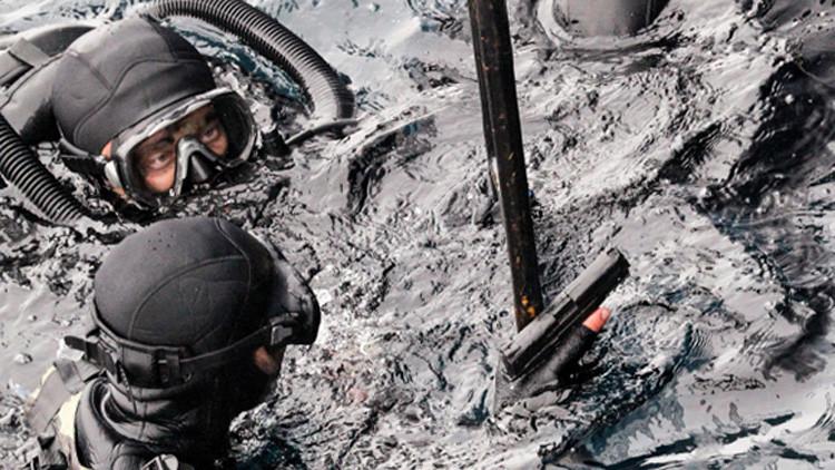 Gorgona: el sistema que defenderá las fronteras marítimas de Rusia de los objetivos subacuáticos