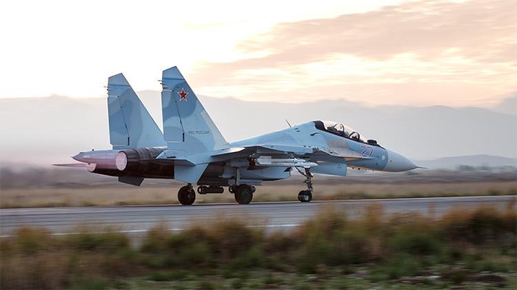 Moscú: Los ataques rusos en Siria son precisos, proporcionados y verificados