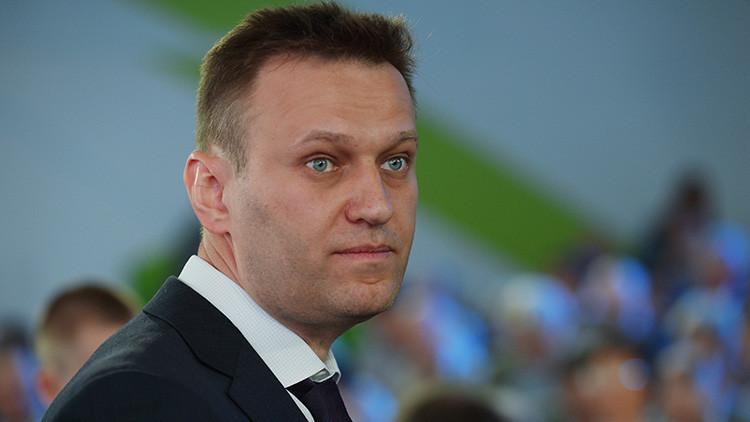 El Tribunal Supremo ruso anula la condena a Alexéi Navalny