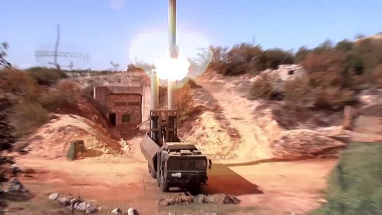 Video: Primer uso en combate de los misiles rusos P-800 Oniks