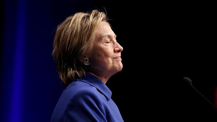 """Hillary Clinton: """"En algunos momentos no he querido volver a salir de casa"""""""