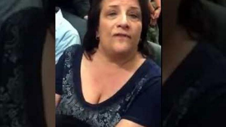 """""""Trump podría deportarte"""": Joven de origen iraní graba un duro ataque verbal en EE.UU. (VIDEO)"""
