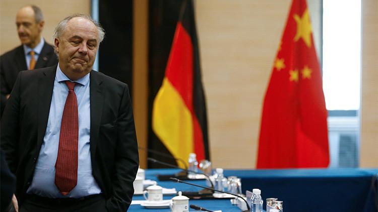 China y Alemania: fin a la 'luna de miel'