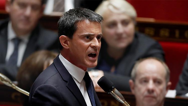 """Primer ministro francés: """"Europa puede morir"""""""