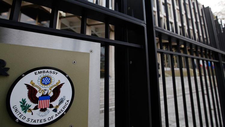 Catar convertirá la Embajada de EE.UU. en Londres en un hotel de lujo (FOTOS)