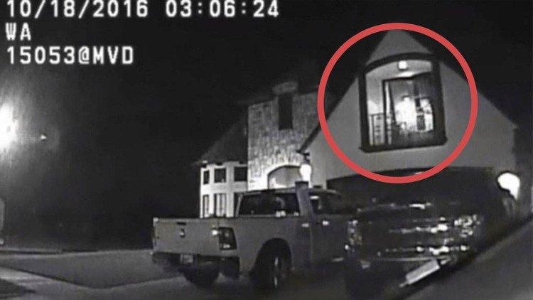 VIDEO: Un francotirador salva con un preciso disparo a una niña de las manos de su secuestrador