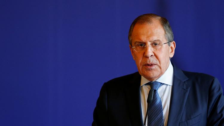 """Lavrov tilda de """"inaceptable"""" el incidente de John Kirby con la periodista de RT"""