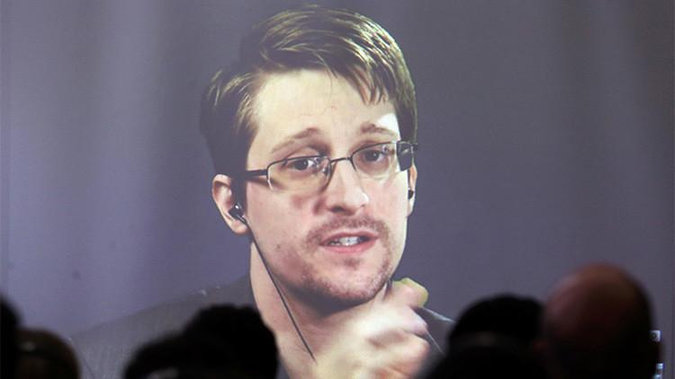 """Snowden: """"Reino Unido ha legalizado la vigilancia más extrema de la democracia occidental"""""""