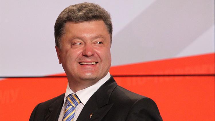 ¿Trama corrupta? Poroshenko posee una lujosa villa secreta en la costa española