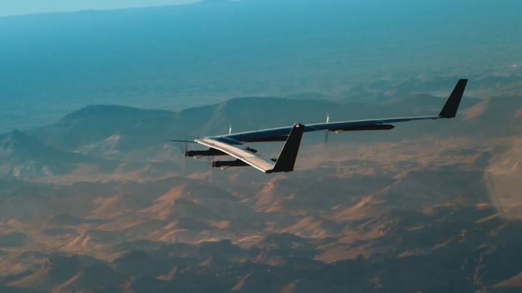 ¡Ojalá que llueva Internet!: El dron de Facebook que interconectará el mundo aterriza en Perú