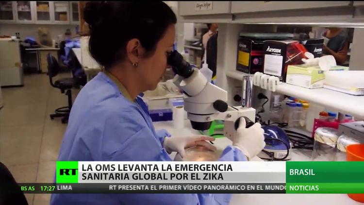 El zika deja de ser una emergencia sanitaria global