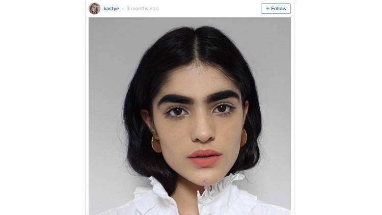 Se convierte en estrella de Instagram por la misma cualidad por la que sufrió de 'bullying'