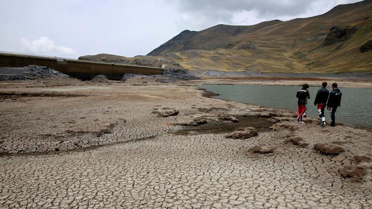 Bolivia sufre su peor sequía en 25 años
