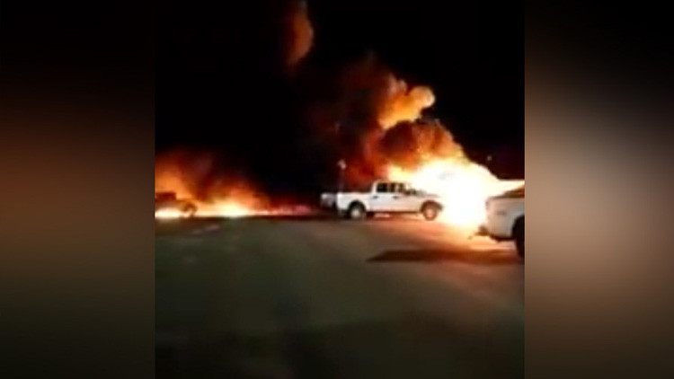 EE.UU.: Una aeronave sanitaria se estrella en Nevada