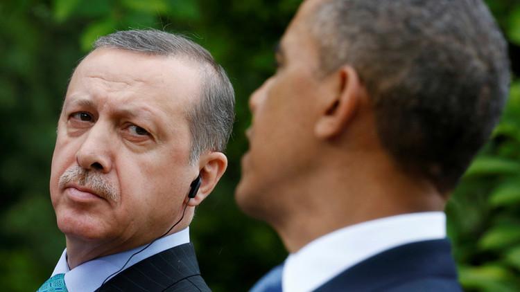 """Erdogan: """"Estoy decepcionado por la política EE.UU."""""""