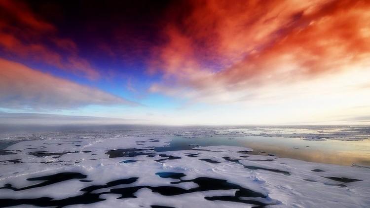 """¿Qué ocurre en el Ártico? Una """"situación extraordinaria"""" desconcierta a los expertos"""