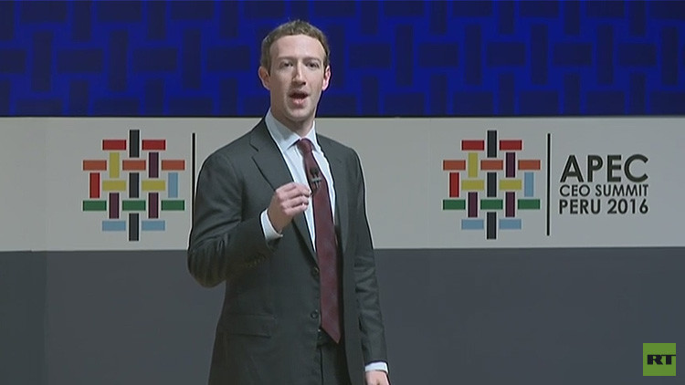 VIDEO: Mark Zuckerberg interviene en la cumbre de la APEC en Perú