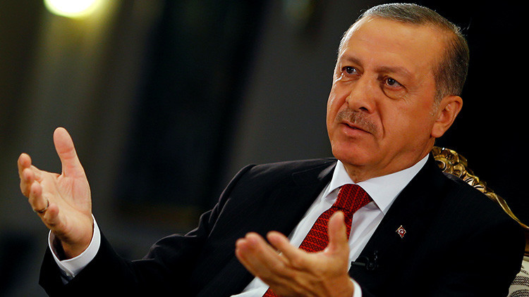 Erdogan contempla la entrada de Turquía en la Organización de Cooperación de Shanghái