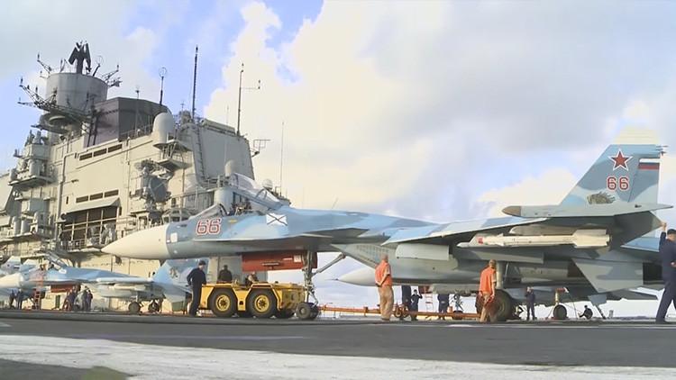 """General de la OTAN: """"Rusia no tiene intenciones hostiles, solo muestra su capacidad global"""""""