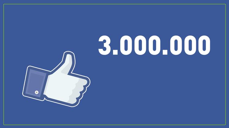 ¡'Me gusta'!: RT en español alcanza los 3 millones de suscriptores en Facebook