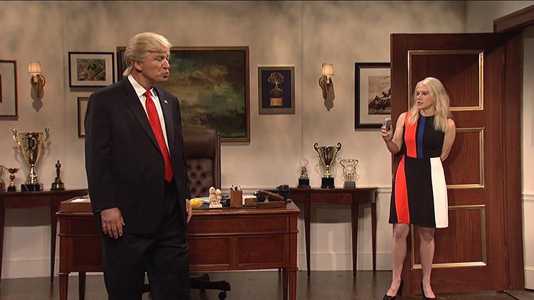 """Trump vs. Alec Baldwin, su imitador en la NBC: """"No es nada divertido"""""""