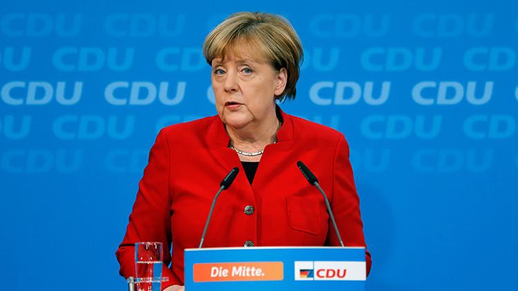 Angela Merkel buscará un cuarto mandato en las elecciones de 2017