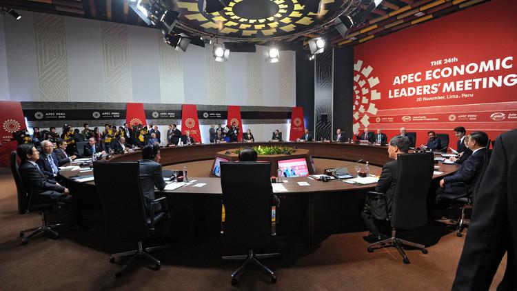 Los líderes del APEC realizan una declaración conjunta sobre los resultados de la cumbre