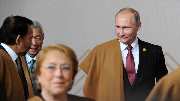 """Putin: """"Pese al difícil diálogo con Obama, siempre nos respetamos"""""""