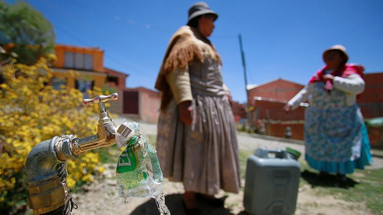 """Bolivia se declara en """"emergencia nacional"""" por la sequía"""