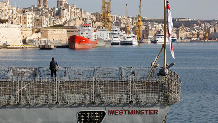 """""""Desgracia nacional"""": A la Armada Real británica le faltan buques para enfrentarse a las amenazas"""