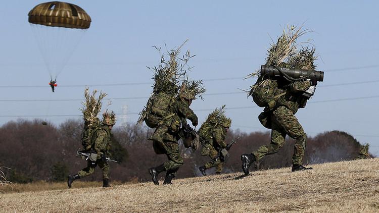 Japón despliega tropas de combate en el extranjero por primera vez desde la II Guerra Mundial