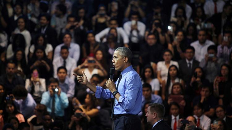Obama lanza un mensaje a Latinoamérica respecto a la victoria de Trump