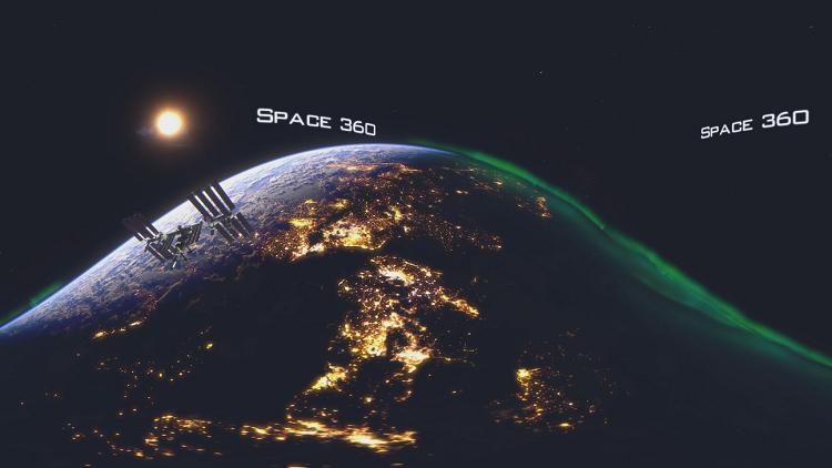 Internautas comentan un tuit de Chelsea Clinton sobre el proyecto Space 360 de RT