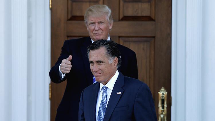 ¿Cuáles son los potenciales candidatos para ser secretario de Estado de EE.UU.?