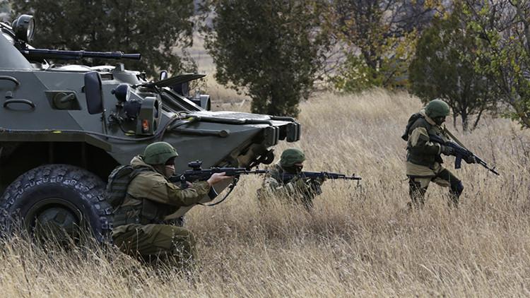 """Moscú: """"Rusia hace lo posible para garantizar su seguridad ante la expansión de la OTAN"""""""