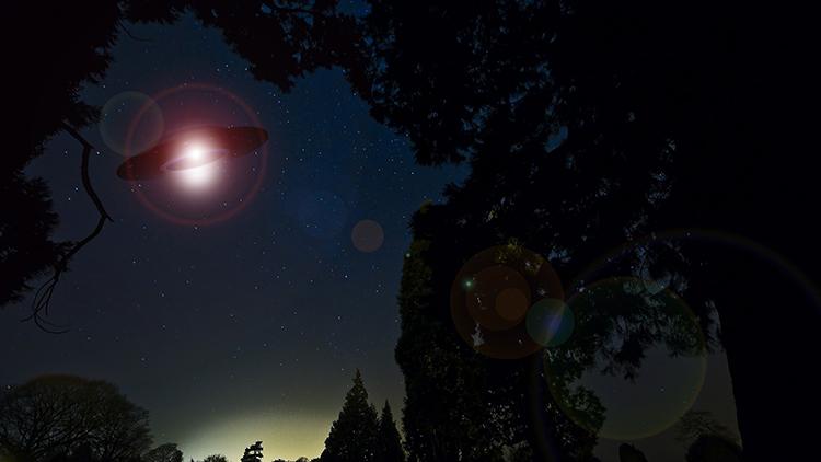 ¿Realidad o ilusión óptica?: cientos de objetos no identificados despegan de la Luna (VIDEO)