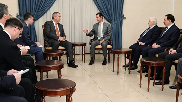 Rusia abre un 'corredor verde' para Siria