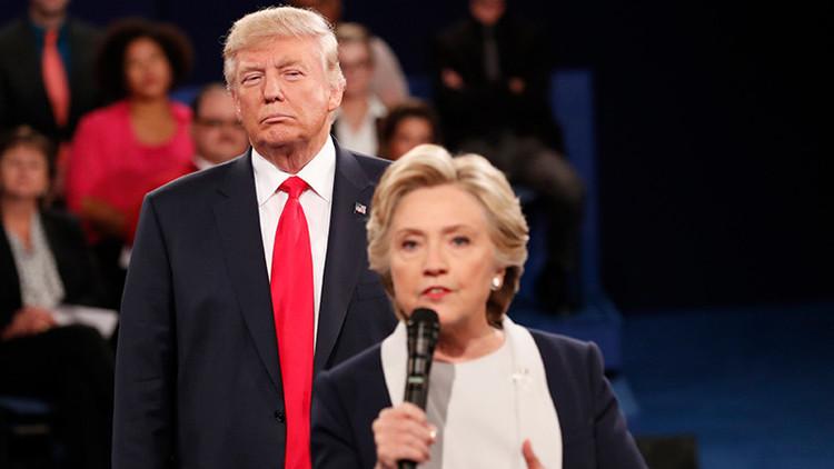 Trump no investigará a Clinton por los polémicos correos electrónicos