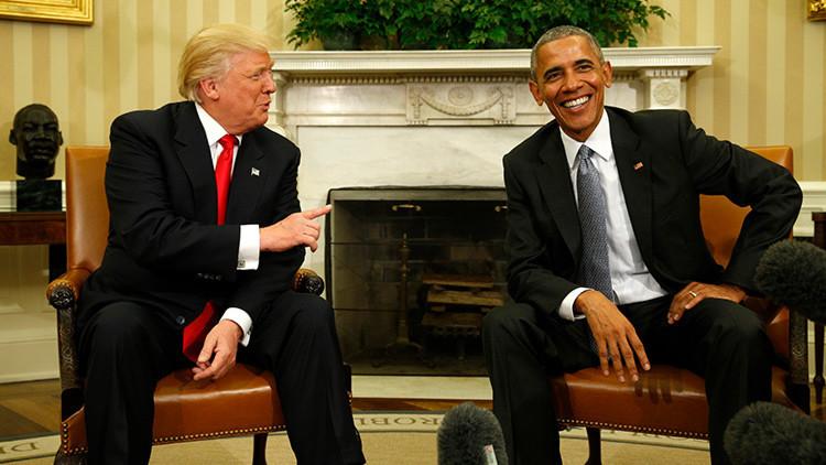 """Trump: """"No deberíamos ser un país constructor de naciones"""""""