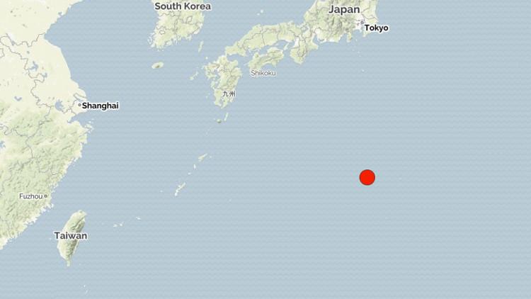 Sismo de 5,7 en el Pacífico japonés