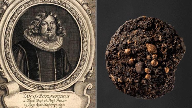 Un análisis de heces revela la vida de un obispo que vivió hace 300 años