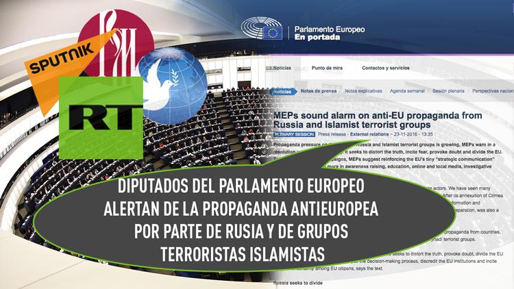Europa contra los medios rusos