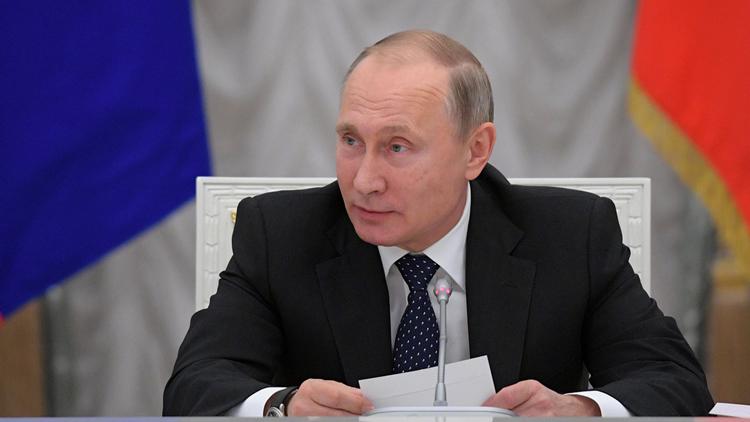 """Putin, sobre la resolución europea: """"Es una degradación de la democracia"""""""