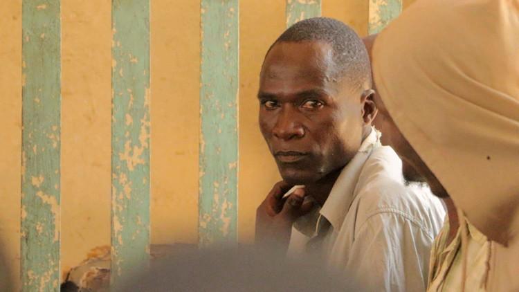 El 'hombre hiena', que tuvo sexo con más de cien niñas, es condenado a tres años de cárcel